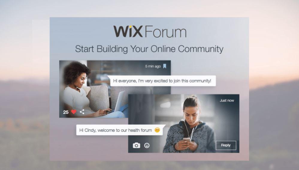 Новости от бесплатного конструктора сайтов Wix.com